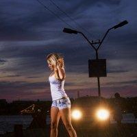 модель под дождем :: Lavyta Tatyana