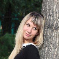 Оля :: Анна Евтухова