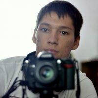 автопортрет :: Марат Биктагиров