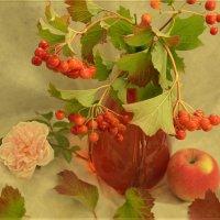 Калиновый август :: galina tihonova