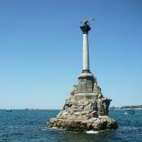 Памятник затопленным кораблям :: Елизавета Егорова