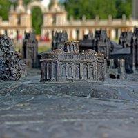Усадьба Царицыно в миниатюре :: Елена Милородова