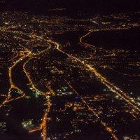 Тбилиси из самолета) :: Seda Yegiazaryan