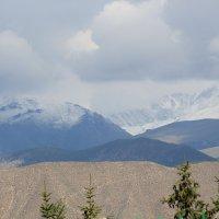 Снег в горах :: Рада Усачёва