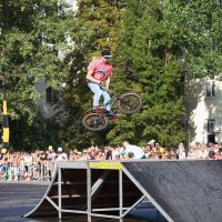 Stunt Moto Show. Таганрог. 10.08.2013 :: Андрей Lyz
