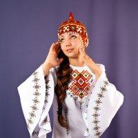 Молодая чувашечка :: Светлана Деева