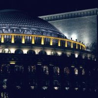 Новосибирский оперный театр :: Сергей Фурсов