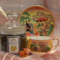 Чай :: Елена Шишлянникова