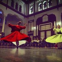 Дервиши. Стамбул :: Елена Трунова