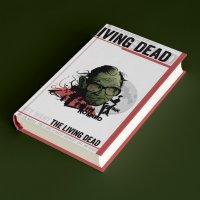 """Обложка книги Ромеро """"Живые мертвецы"""" :: Alexey Pankov"""