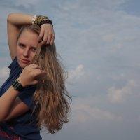 На фоне неба, красота солнца) :: Александр Броновицкий