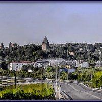 Панорама г. Смоленска... :: Алексей Лебедев