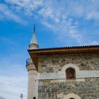 Мечеть в Соколинном :: Виктор Белый