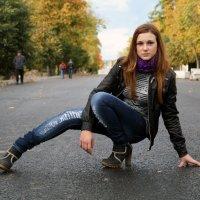 осень :: Александра Маркова
