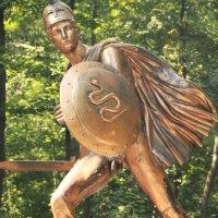 Статуя греческого героя :: Сергей Кондратович