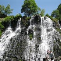 Водопад ШАКИ ,  Армения :: Aram Gabrielyan