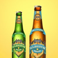 beer Illegium :: Alexey Pankov