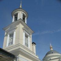 Пятницкая церковь :: Филипп Махов