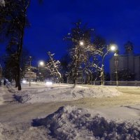 Ночь :: Роман Савоцкий