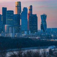 Москва-Сити :: Вячеслав