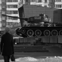 Памятник ВОВ :: Константин Чебыкин