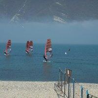 Тренировки в тумане :: Валерий Дворников