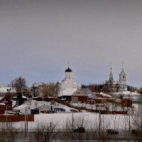 Вид на старый город! :: Владимир Шошин