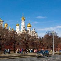 Кремль :: Андрей Шаронов