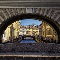 Эрмитажный мост :: Игорь Свет