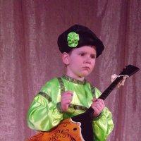 На детском музыкальном конкурсе. :: нина