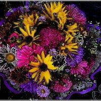 Красочный букет :: Нина Корешкова