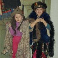 Бабуля, это мы приехали! :: Светлана Рябова-Шатунова