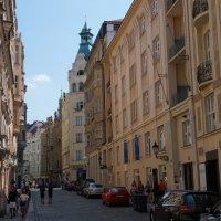 В Праге :: Алёна Савина