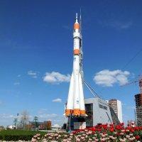 С Днём Космонавтики! :: Надежда