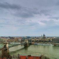 Город Будапешт в марте :: Игорь Сикорский