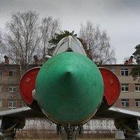 Ту-128 Дальний сверхзвуковой истребитель-перехватчик :: san05 -  Александр Савицкий