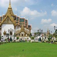 Большой Королевский дворец. Бангкок. :: ИРЭН@ Комарова