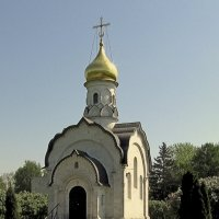 Часовня Василия Великого :: Nikolay Monahov