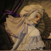 Текстильный портрет :: Елена Павлова (Смолова)