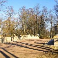 Руинный мост. :: Лия ☼