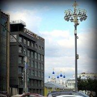Москва златоглавая :: Олег Лукьянов