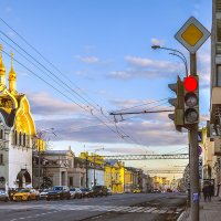 Москва. Проспект Мира. :: В и т а л и й .... Л а б з о'в