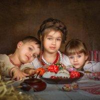 Пасхальные традиии :: Оксана Новицкая