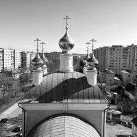 С высот колокольни :: Леонид Абросимов