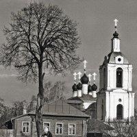 На старых улочках калужских. :: Тамара Бучарская