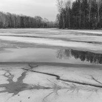 Слабый лед :: Валерий Михмель