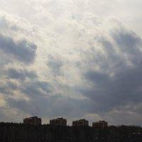 Облака :: Вадим Басов