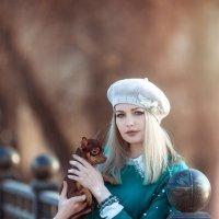 Весенняя прогулка :: Марина Воронкова