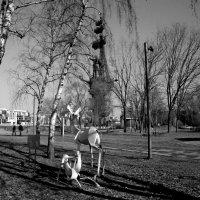 Museon Park Moscow :: Марианна Привроцкая