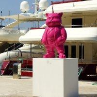 Розовый кот :: Наталья Т